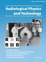 Radiological Physics and Technology 1/2020