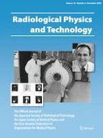 Radiological Physics and Technology 4/2020