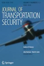 Journal of Transportation Security 1-2/2020