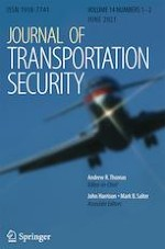 Journal of Transportation Security 1-2/2021