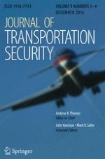 Journal of Transportation Security 3-4/2016