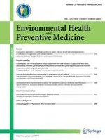 Environmental Health and Preventive Medicine 6/2008