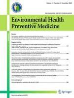 Environmental Health and Preventive Medicine 6/2009
