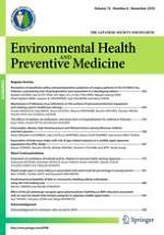 Environmental Health and Preventive Medicine 6/2010