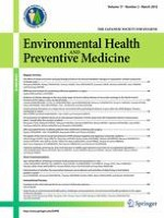 Environmental Health and Preventive Medicine 2/2012
