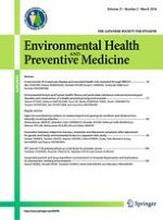 Environmental Health and Preventive Medicine 2/2016