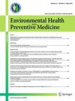 Environmental Health and Preventive Medicine 3/2016