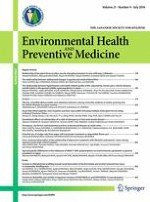 Environmental Health and Preventive Medicine 4/2016
