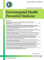Environmental Health and Preventive Medicine 5/2016