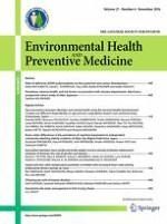 Environmental Health and Preventive Medicine 6/2016