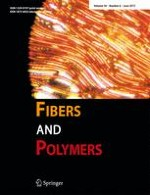 Fibers and Polymers 6/2017