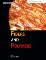 Fibers and Polymers 7/2018
