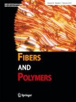 Fibers and Polymers 2/2019
