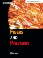 Fibers and Polymers 5/2019