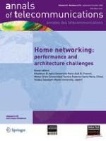 Annals of Telecommunications 9-10/2008