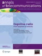 Annals of Telecommunications 7-8/2009
