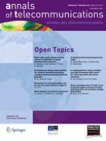 Annals of Telecommunications 5-6/2012
