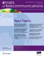 Annals of Telecommunications 1-2/2015