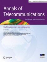 Annals of Telecommunications 9-10/2016