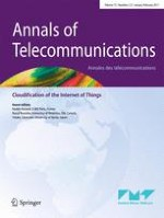 Annals of Telecommunications 1-2/2017