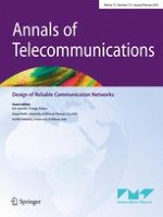 Annals of Telecommunications 1-2/2018