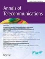 Annals of Telecommunications 5-6/2018