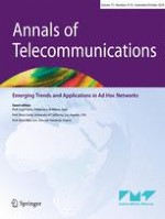 Annals of Telecommunications 9-10/2018