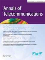 Annals of Telecommunications 11-12/2019