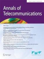 Annals of Telecommunications 5-6/2019