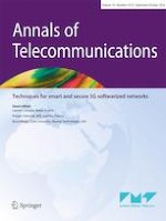 Annals of Telecommunications 9-10/2019