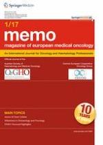 memo - Magazine of European Medical Oncology 1/2017