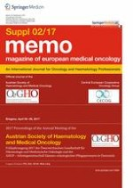 memo - Magazine of European Medical Oncology 2/2017