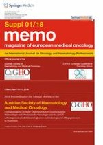memo - Magazine of European Medical Oncology 1/2018