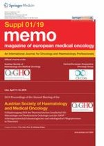 memo - Magazine of European Medical Oncology 1/2019