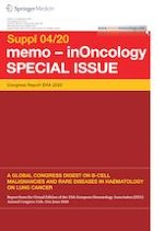 memo - Magazine of European Medical Oncology 4/2020