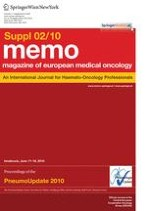 memo - Magazine of European Medical Oncology 2/2010