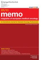 memo - Magazine of European Medical Oncology 1/2011