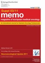 memo - Magazine of European Medical Oncology 3/2011