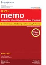 memo - Magazine of European Medical Oncology 3/2012