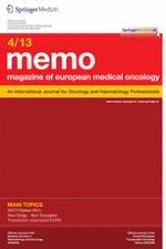 memo - Magazine of European Medical Oncology 4/2013