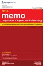 memo - Magazine of European Medical Oncology 3/2014