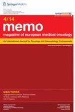 memo - Magazine of European Medical Oncology 4/2014
