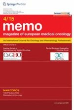 memo - Magazine of European Medical Oncology 4/2015
