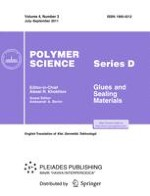 Polymer Science, Series D 3/2011