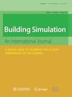 Building Simulation 5/2018