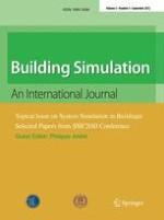 Building Simulation 3/2012