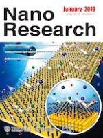Nano Research 1/2019