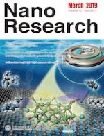 Nano Research 3/2019