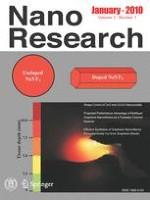 Nano Research 1/2010