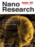 Nano Research 10/2011